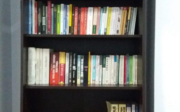 Sakarya Temad zengin içeriği ile güzel bir kütüphaneye kavuştu.