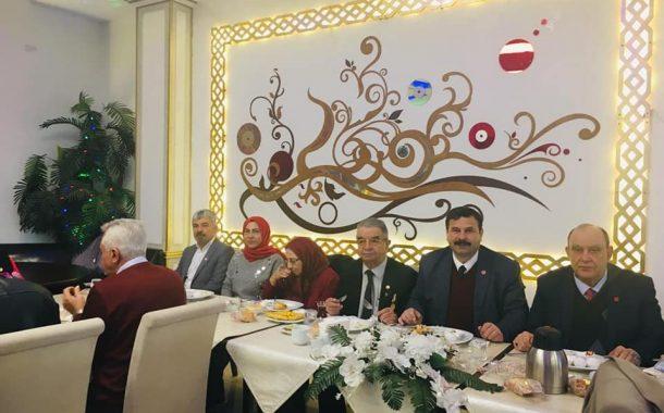 TEMAD Sakarya İl Başkanlığı olarak birlik beraberlik ve dayanışma kahvaltısında bir araya geldik.